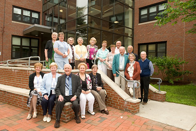 Class of 1961 group photo