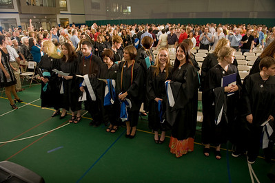 2010 DGCE Graduate Commencement and Hooding Ceremony