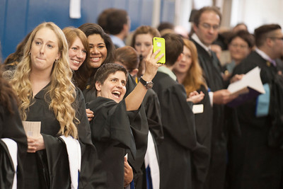 Westfield State University Graduate Commencement 2014 at the Woodward Center