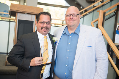 Homecoming 2014 at Westfield State University- Alumni of the Year Award ceremony for Carlos Canino