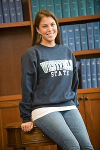 Alumni sweatshirt photoshoot