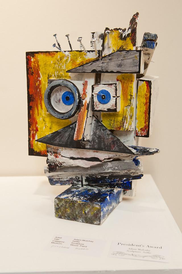 2016 President's Award, Student Art Show