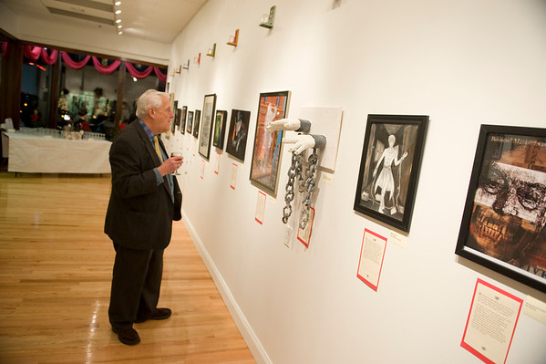 A Christmas Carol exhibit at the Rinnova, 12/2011