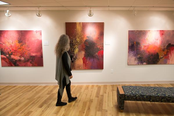 Arno Maris Gallery, Spring 2016