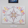 Math, Science & Art Spring 2017 art show at the Arno Maris Gallery at Westfield State University, April 2017