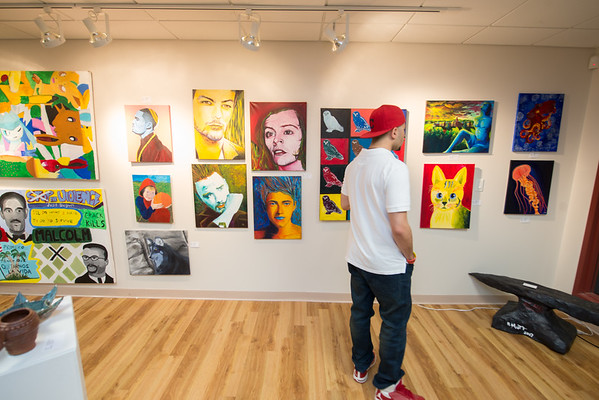 Student Art Show 2016