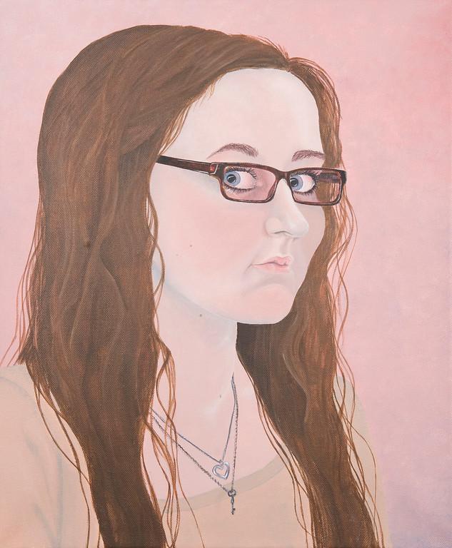 Student Paintings Feb. 2013