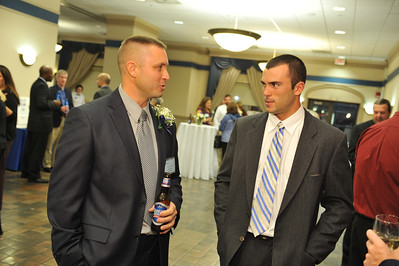 The 2012 Athletics Hall of Fame Induction Ceremony at Westfield State University