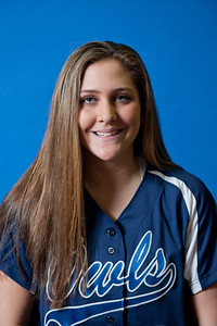 2012 Women's Softball Team Photos