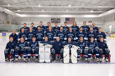 The 2012/2013 Westfield State University Men's Hockey Team