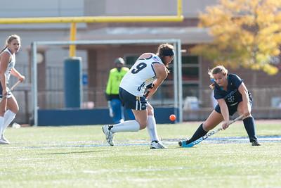Westfield State University Field Hockey vs Southern Maine at Alumni Field, 9/26/2015