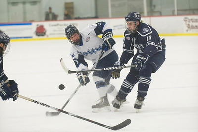 Westfield State University takes on UMASS Dartmouth in hockey at Amelia Park