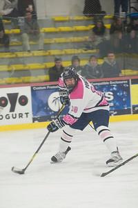 Westfield State University vs Framingham State at Amelia Park Rink in Westfield