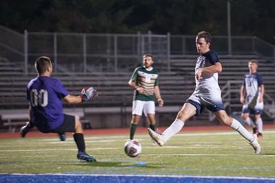 Westfield State Men's Soccer v Elms