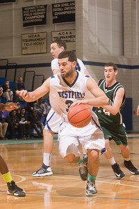 Westfield State Vs Castleton in the ECAC tournament playoffs