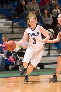 Westfield State University Women's Basketball vs Smith 1/2/2013