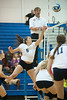 Women's Volleyball vs MCLA 10/18/2012 :