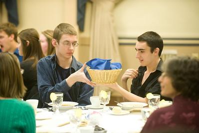 Dining Etiquette Program
