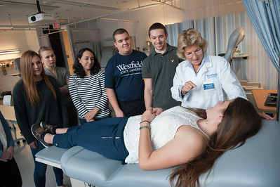 Physician's Assistant Program at Westfield State