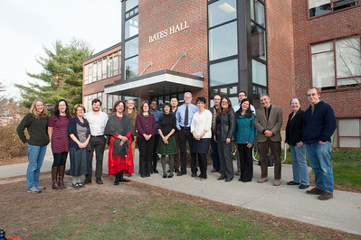 Westfield State University English Department staff photos- Fall 2013