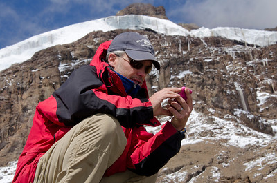 Carsten Braun- Himalayas Trip for GARP. Photo by Douglas Hardy- UMASS Geosciences