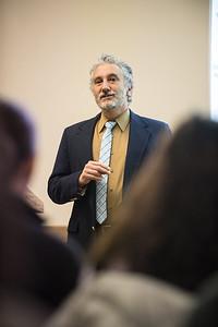 Honors Presentations, December 2018