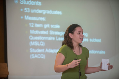 Honors presentations at Westfield State University, December 2013