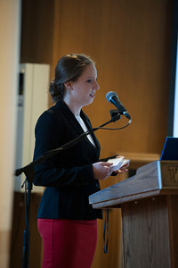 Honors Presentations, spring 2014