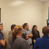 How many Seattle Humane veterinary staff can you squeeze in one X-Ray room?