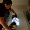 First feline X-ray