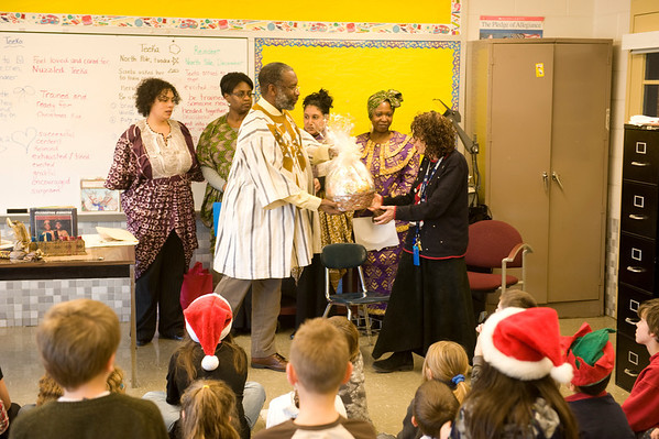 Kwanzaa Program at Juniper Park