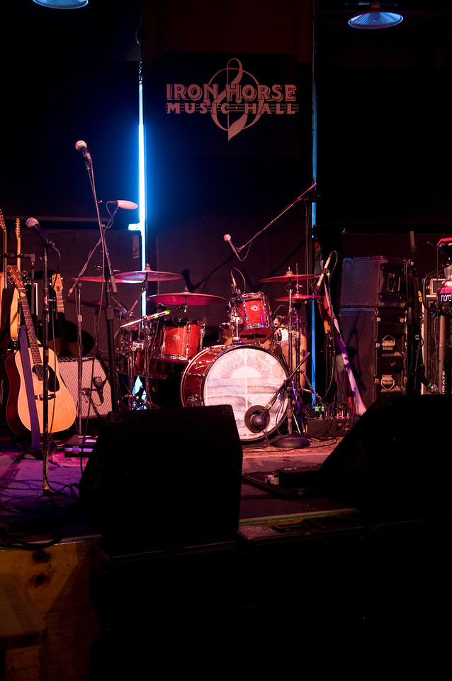 Barefoot Truth plays at the Iron Horse