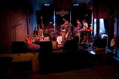 Barefoot Truth plays at the Iron Horse in Northampton, MA