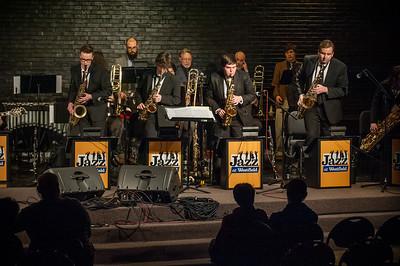 Big Band Night, November 2018