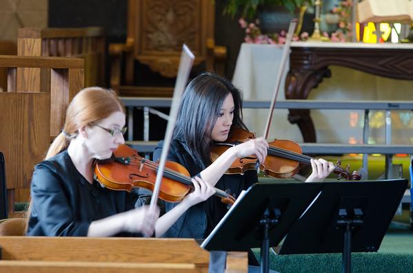 Chamber Chorale and University Chorus, Apr 2015