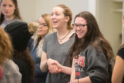 Westfield State University Dower Arts Center, February 2017