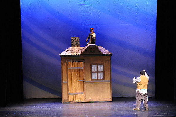 Fiddler On the Roof- Spring 2014