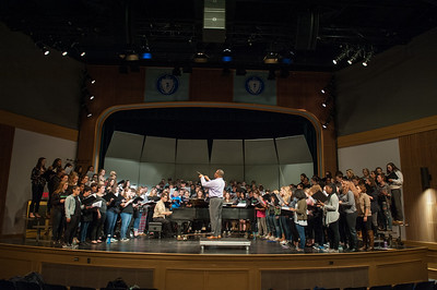 4th Annual Choral Artist in Residence & High School Festival Concert Rehearsal