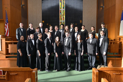 The Westfield State University Chorale- Spring 2014
