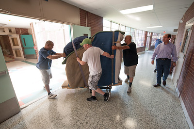 Steinway Piano Delivery at Westfield State