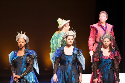 Westfield State University's Music Department presents The Magic Flute on Dever State