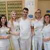 Westfield State University Nursing Department's Pinning Ceremony, May 2017