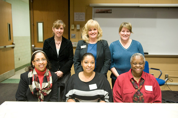 African-American Nurses share their experiences with WSU students 2/12/2013