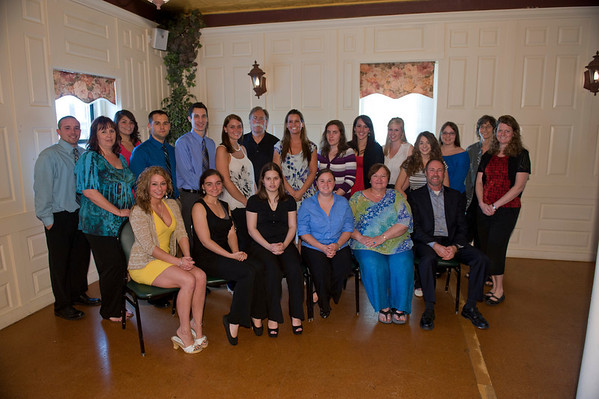 Psi Chi Induction 2012