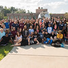 Westfield State University Residence Assistants group shot