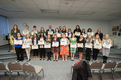 2014 Phi Alpha Induction- Social Work Honor Society