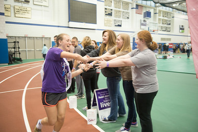 The 2014 Relay for Life at The Woodward Center at Westfield State University