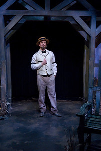 Westfield State University Theater Department's production of Seagull