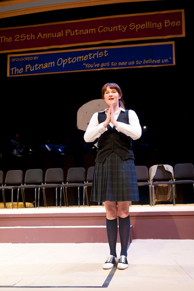Putnam County Spelling Bee Dress Rehearsal