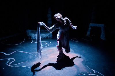 Westfield State University's Theater Arts Production of Serpent